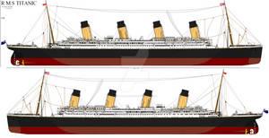Titanic 104th Anniversary