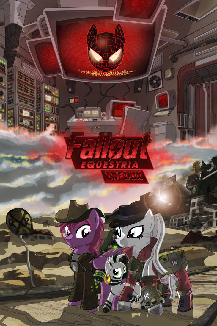 Fallout Equestria: Influx