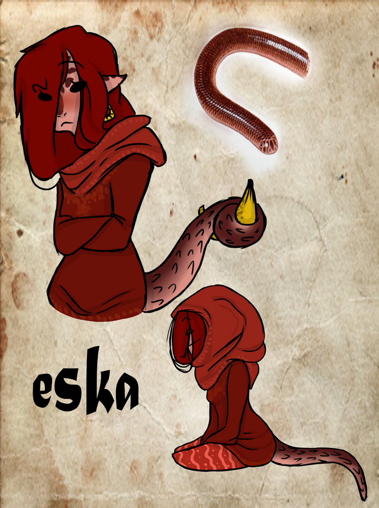 reptile citizen contest: eska by askthumper