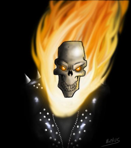 Spirit of vengence by Lordstevie
