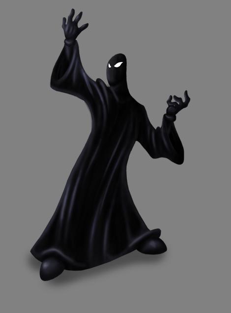 the phantom blot by Lordstevie