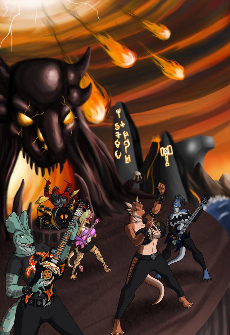 heavy metal by Lordstevie