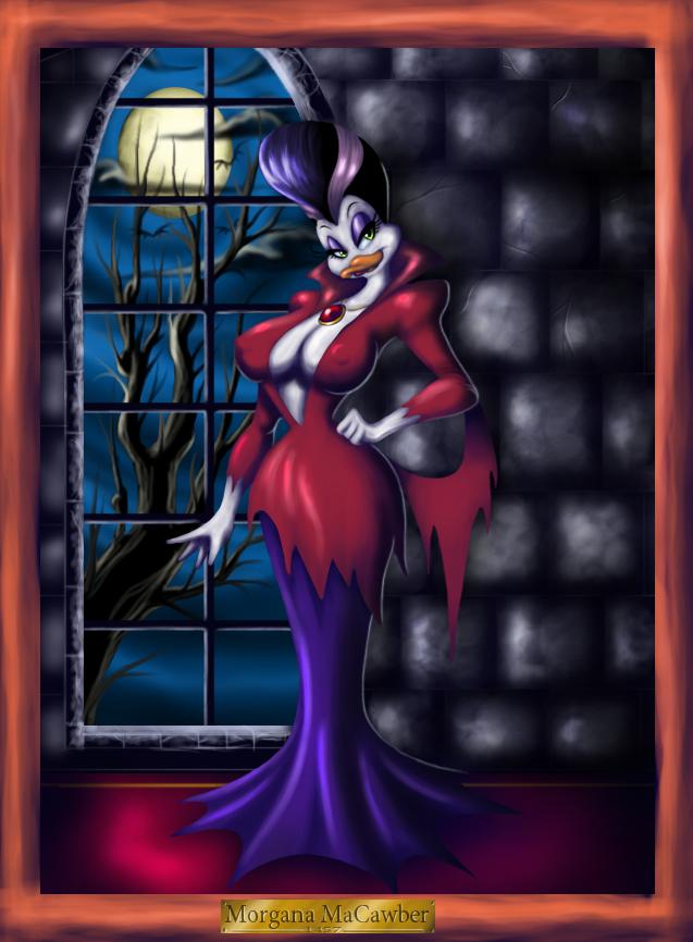 Morgana MaCawber by Lordstevie
