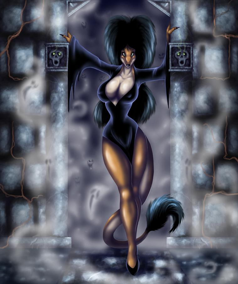 Dorri Midnight madness by Lordstevie