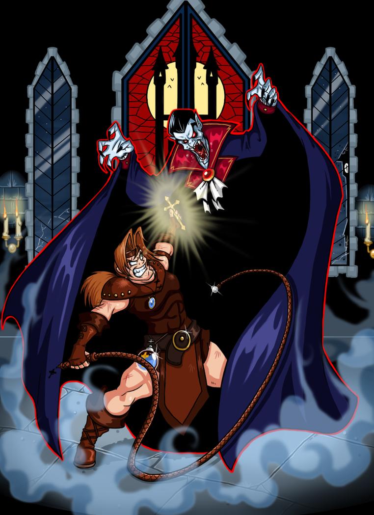 Castlevania by Lordstevie