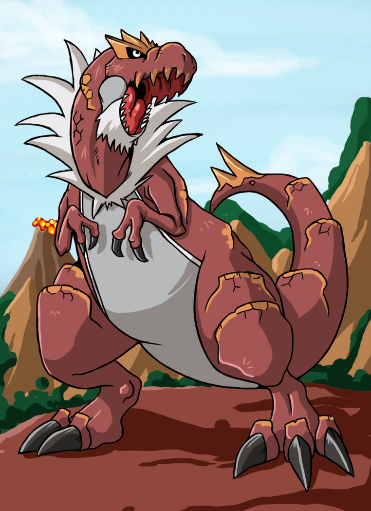 King of pokemon by Lordstevie