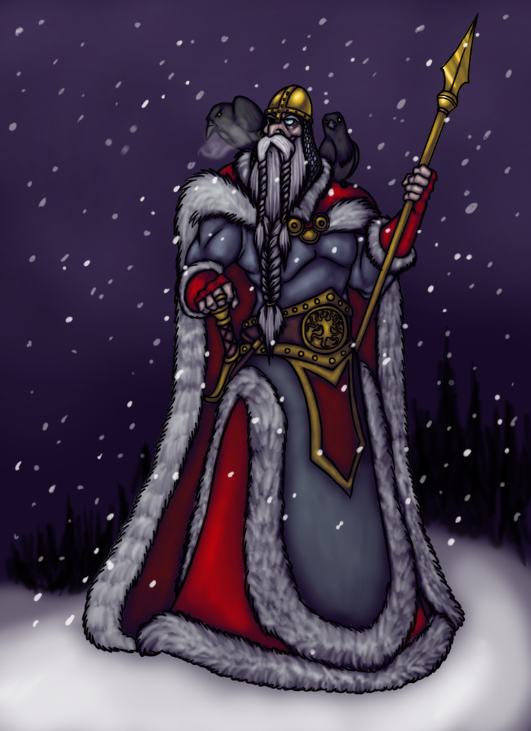Allfather by Lordstevie