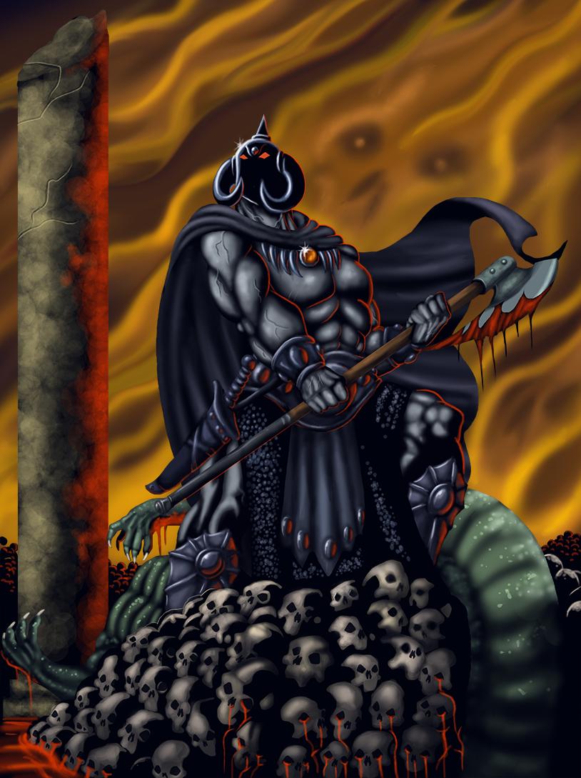 Deathdealer by Lordstevie