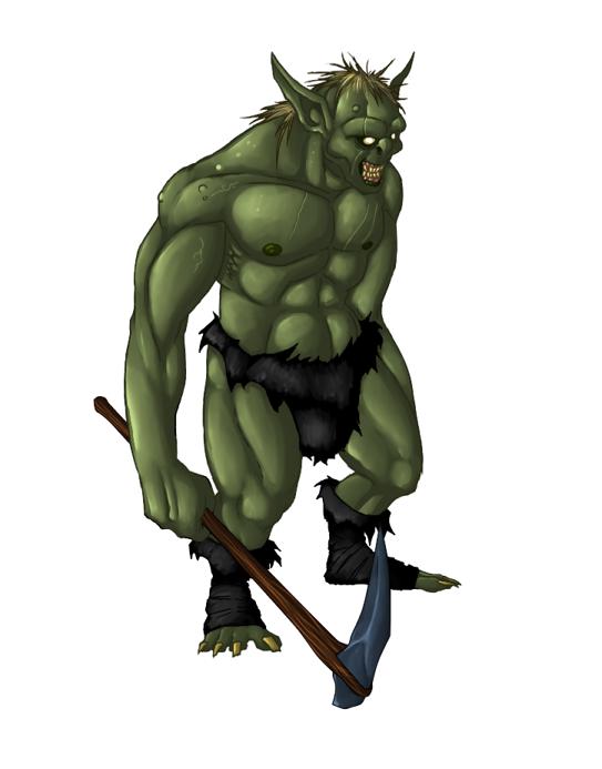 Goblin by Lordstevie