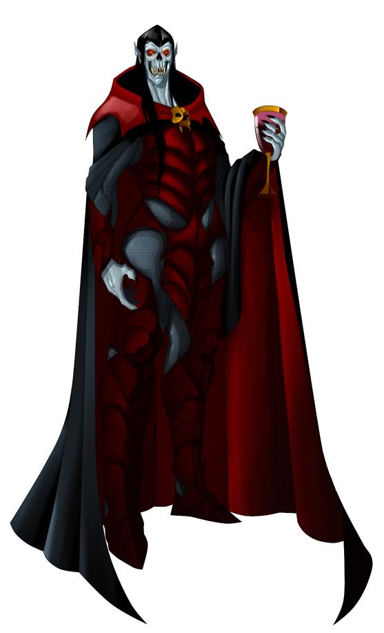 Vampire by Lordstevie