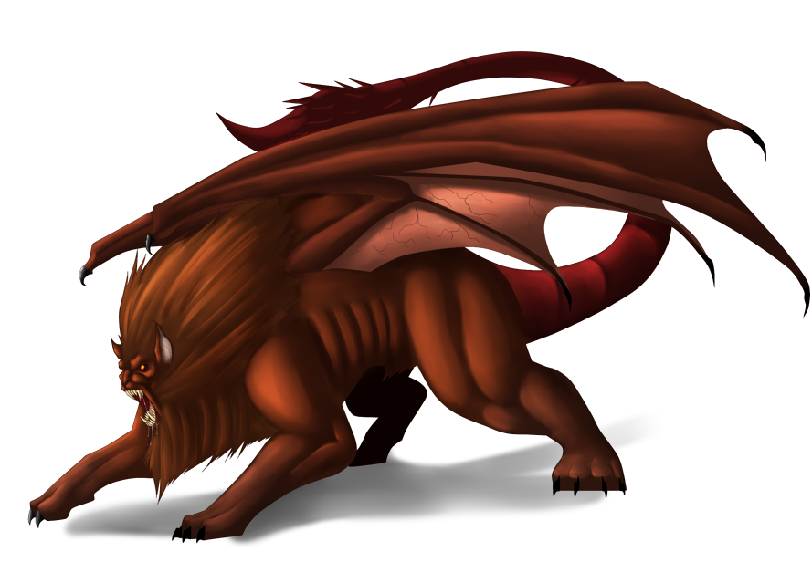 Manticore by Lordstevie