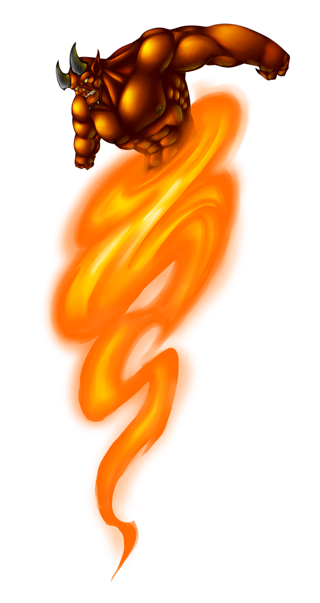 Ifrit by Lordstevie
