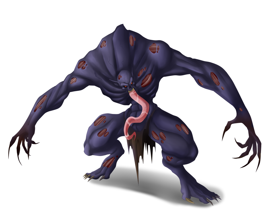 Mauler ghoul by Lordstevie