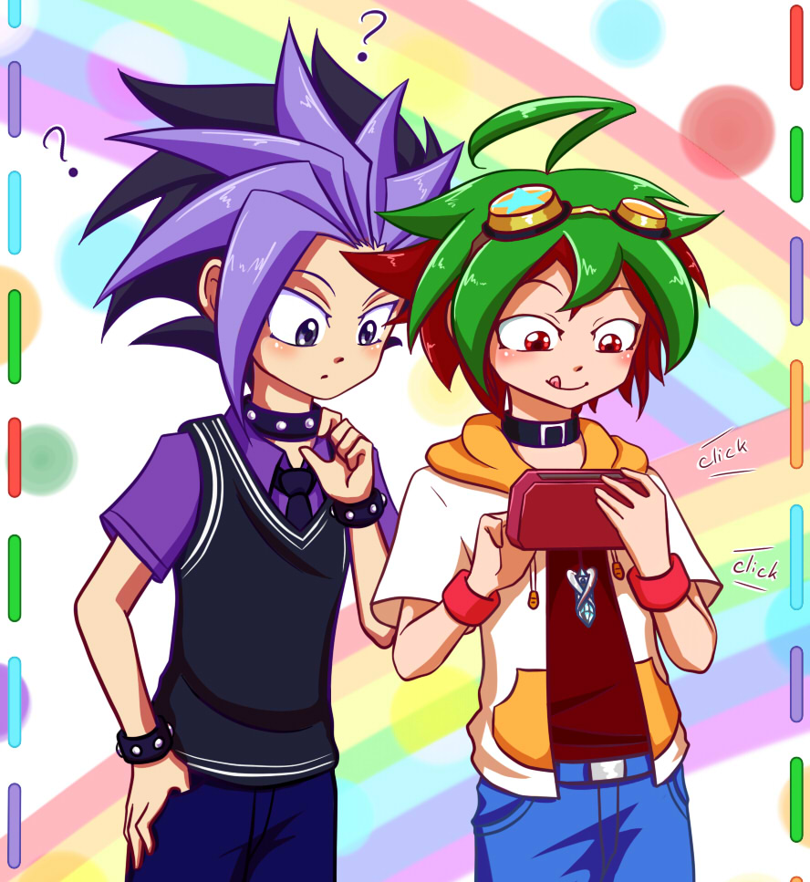 Arc-V: What are you doing? by tanitak on DeviantArt  Arc-V: What are...