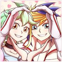 Arc-V: Synchro Heart by tanitak