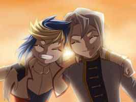 Arc-V: A Friend in Need by tanitak