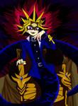 CE: Demon Pharaoh by tanitak