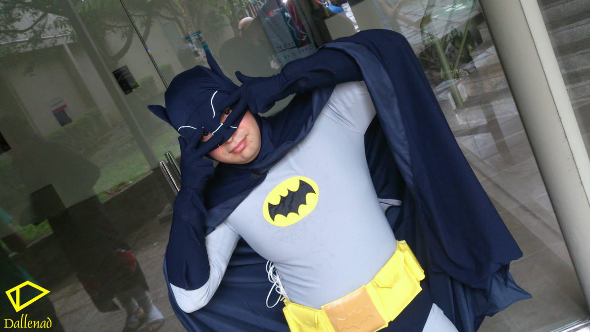 Batman by DallenaD