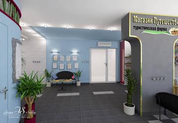 Travel agency in Saratov 2 by irina-silka