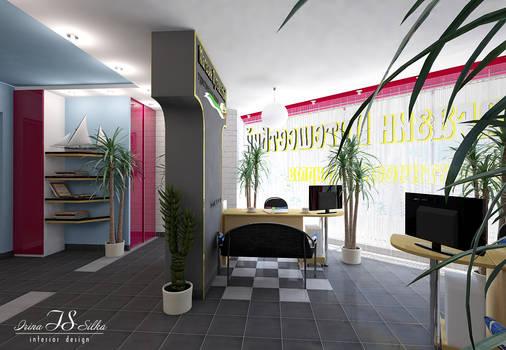 Travel agency in Saratov 2