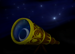 Old Pony telescope