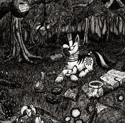 Everfree Alchemy by Konsumo