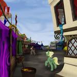 Ponyville Marketplace