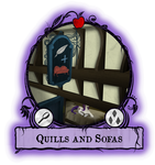 Quills and Sofas by Konsumo
