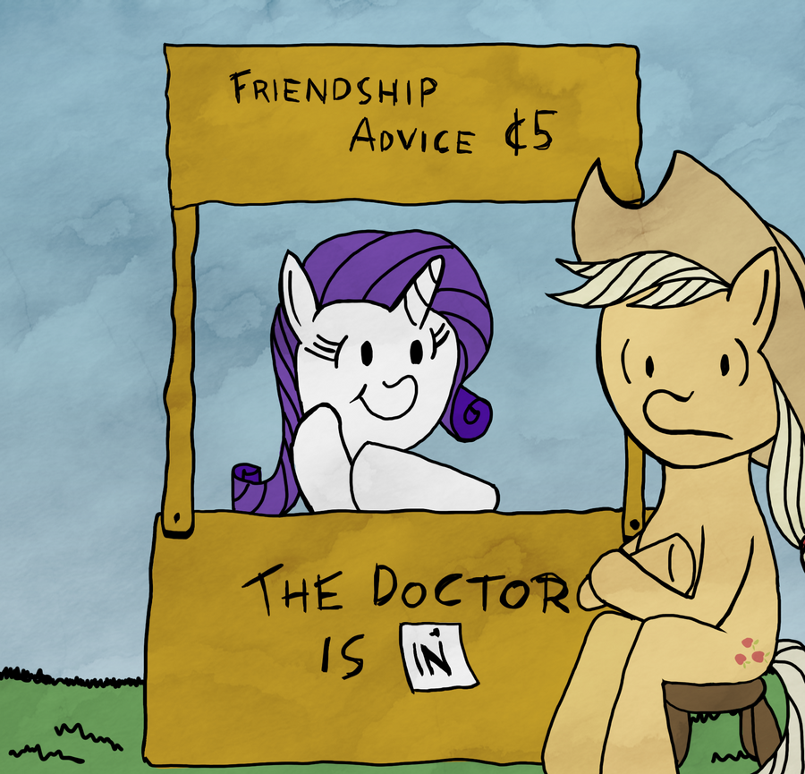 Friendship Advice! by Konsumo