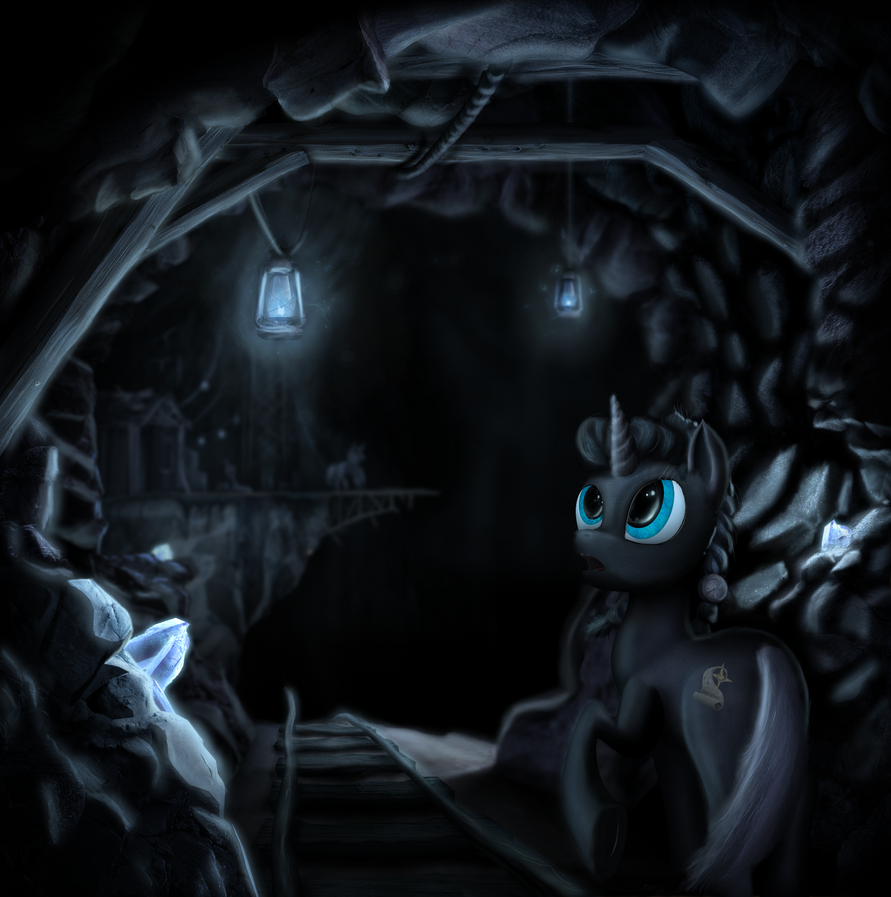 Exploring the Caves by Konsumo