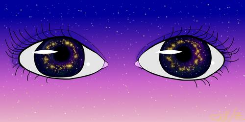 Starry Eyed