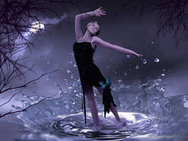 Moonlight Dance by JuneBelle