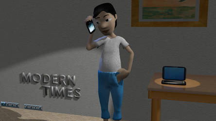 Modern Times by WasfiAkab