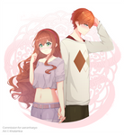 Commission | Airaian and Saeran