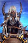 World of Warcraft - Maiev Shadowsomg