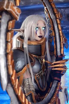 Maiev Shadowsong -Warcraft