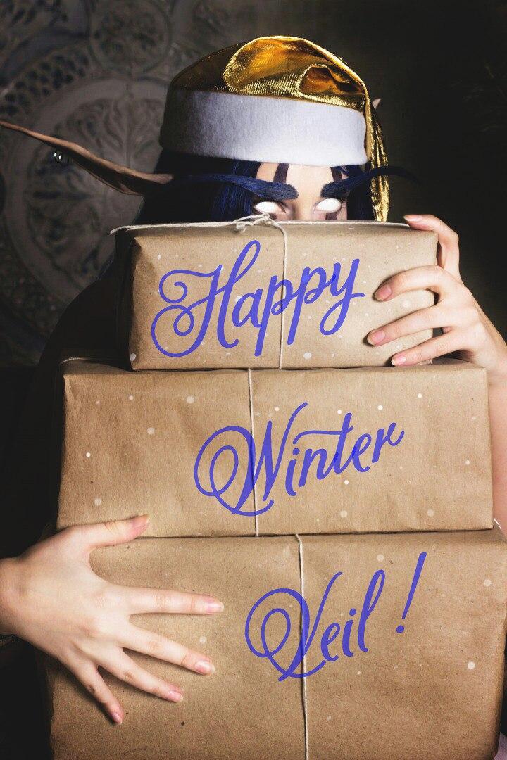 So many presents! by KatyaKeller