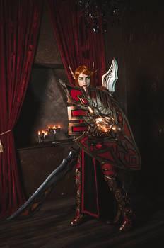 Lady Liadrin - Hearthstone
