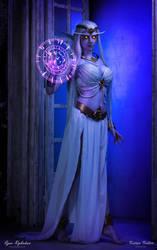 Azshara - World of Warcraft by KatyaKeller