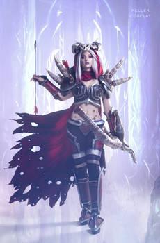 Blood Raven Sylvanas