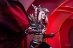 Blood Raven Sylvanas - HoTs