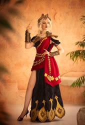 Hera, your queen!