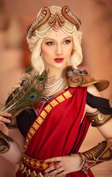 Hera from Smite