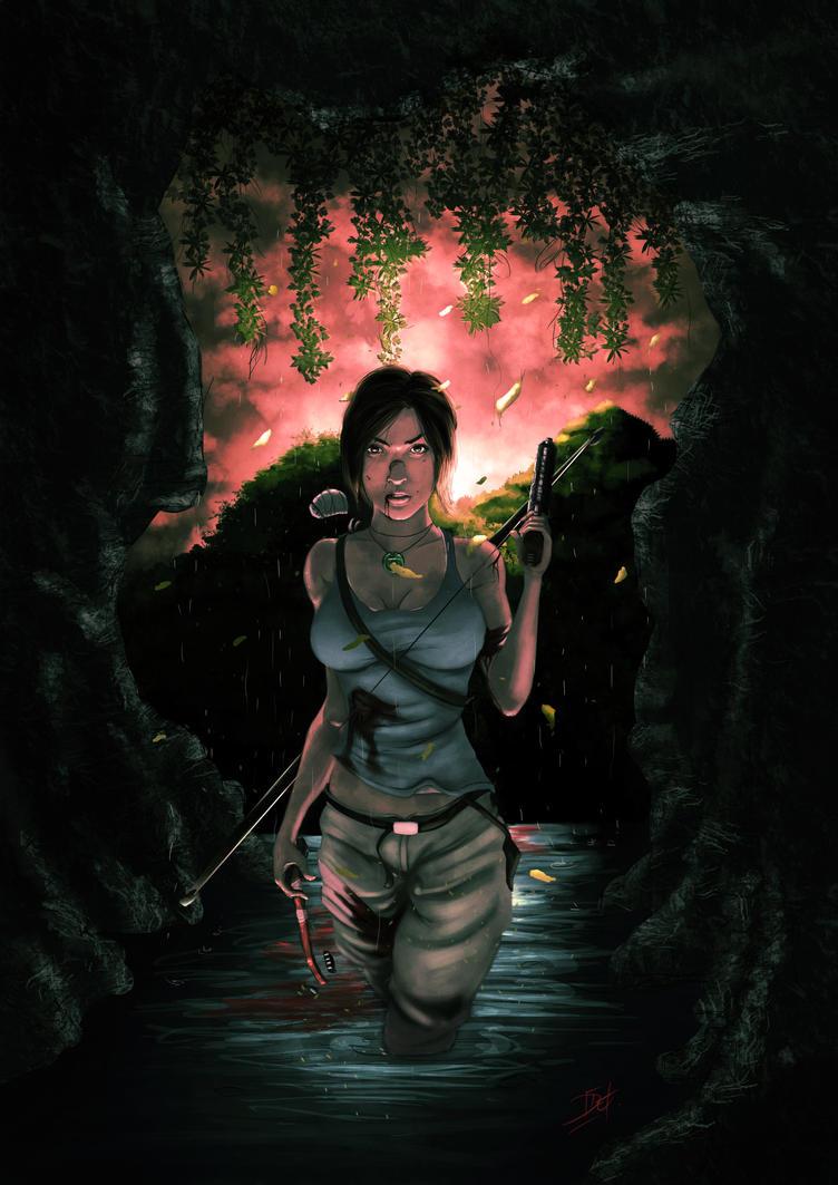 LaraCroft by devination