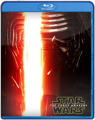 Star Wars Episode VII The Force Awakens Cover by EzeVig on