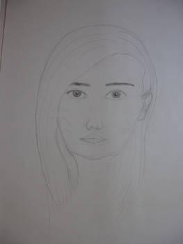 Pencil Self Portrait