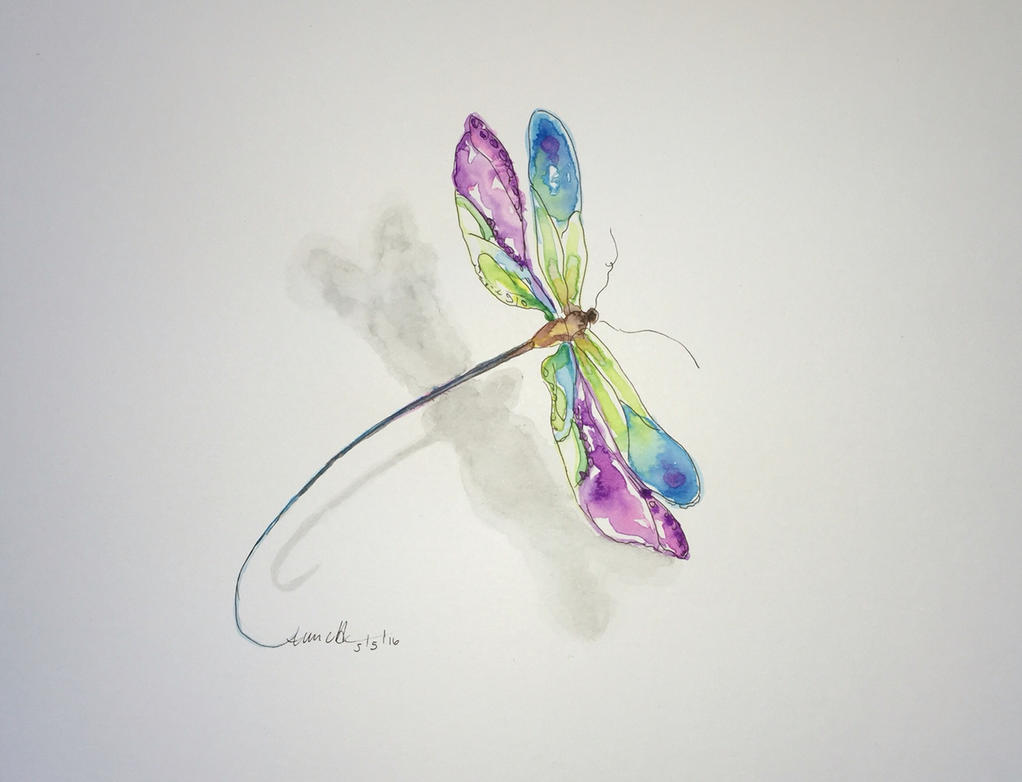 Dragonfly by 8Annett8