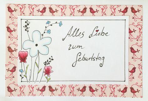 Birthday card by 8Annett8