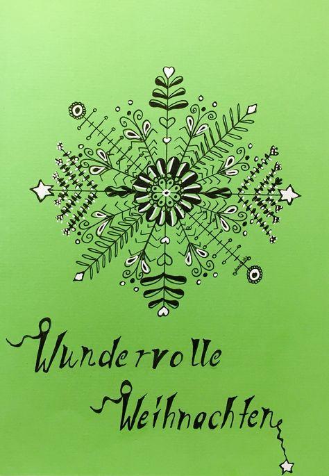 Christmas Card 01/2015 by 8Annett8