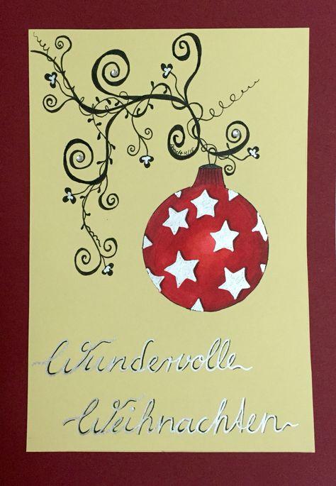 Christmas card 08/2015 by 8Annett8